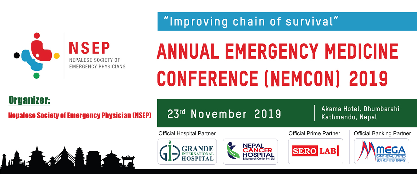 Annual Emergency Medicine Conference (NEMCON) - 2019